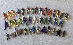 Huge Lot* Action Figure 40 Figures Marvel DC X-Men Etc.