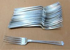 Rogers Bros 1847 Anniversary Pattern Silver plated Dinner Forks