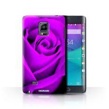 Étuis, housses et coques roses Samsung Galaxy Note 4 pour téléphone mobile et assistant personnel (PDA) Samsung