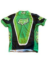 Fox mens cycling jersey large