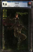 Batman (2018) #46 CGC 9.6 Kaare Andrews DC Boutique Gold Foil Cover!
