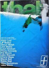 That Forum Snowboard DVD Video Snowboarding Movie NEW