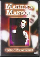 Marilyn Manson - Birth Of The Antichrist - DVD D143002