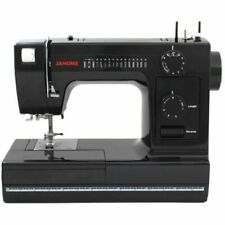Janome Sewing Machine Heavy Duty Hd1000-Be Black Refurbished