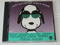 Happy Anniversary, Charlie Brown! by Various Artists CD 1989 GRP Records