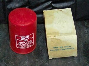 N.O.S. 1957-1962 Studebaker Spin-On Filter  AC-3300 or 1542739