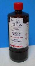 Bohnerwachs braun, flüssiger Hartglanzwachs, glänzend 1 Flasche 1000 ml.