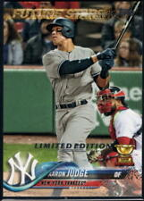 2018 Topps Baseball Limited Edition - Pick A Player - Cards 1-250