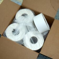 """RR DONNELLEY 4"""" X 10"""" THERMAL TRANSFER LABELS, 1B97263 *NEW LOT OF 8*"""