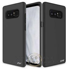 Samsung Note 8 Zizo Advanced Armor Case - Black Shell Cover Shield  Ga