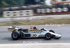 EMERSON FITTIPALDI COPERSUCAR FD04 British Grand Prix 1976 fotografia 3
