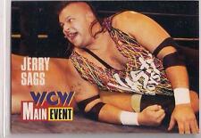 1995 Cardz WCW Main Event Jerry Sags
