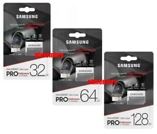 Samsung Pro Endurance 32GB 64GB 128GB Micro SD Tarjeta 100MB/s vigilancia Dashcam