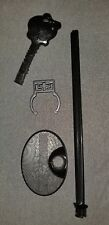 Monster High Doll Boy Doll Stand and Brush Black Replacement