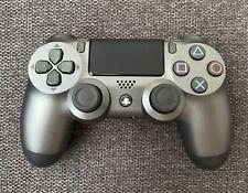 PlayStation 4 Ps4 Controller Dark Grey Grau Neu