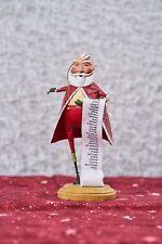 Lori Mitchell™ - Santa's List - Naughty or Nice Christmas Figurine - 10609