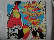 """ELVIS COSTELLO """"ARMED FORCES"""" VINYL LP + 7"""" 1979 COLUMBIA RECORDS STEREO EX"""