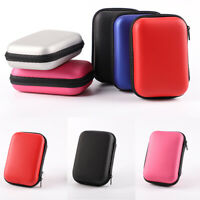 EVA Carry Case Cover Pouch For 2.5 USB External HDD Hard Disk Drive Protect Bag