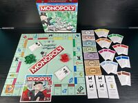 2017 Hasbro Monopoly Board Game - 100% Complete - Family Finance Strategy Game