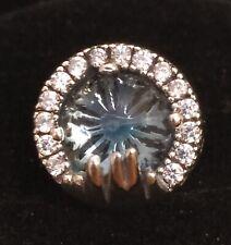Pandora Charm Bead 798458C01 Frozen Winter Crystal S925 ALE