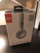 Beats by Dr. Dre Solo3 Inalámbrico auriculares de plata A1796