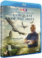 Conquest of the Skies 3D Documentary by David Attenborough Blu-Ray REGION FREE