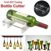 Creative Glass Bottle Cutter DIY Tools Tool Professional Bottles Cutting New US