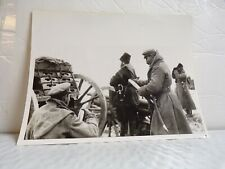 Ww1 1914 Russian Gun Crew In Action Against The Turks