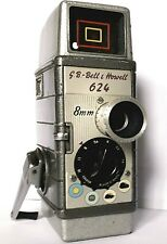 GB BELL & HOWELL - 8 mm - MOVIE CAMERA - manual wind-up - from secure storage
