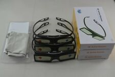 3 X RF3D Active Glasses Substitute UK 2015 Sony 3D TV and TDG-BT500A TDG-BT400A