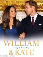 WILLIAM AND KATE A ROYAL LOVE STORY HARDCOVER BOOK BRAND NEW FREE POSTAGE
