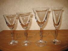 SPIEGELAU *NEW* CHANSON UNI Set 4 Verres Glasses