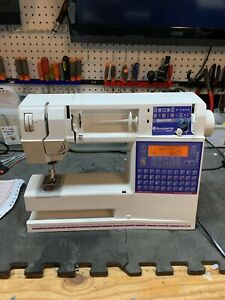 Husqvarna TYPE 500 Computerized Quilting Sewing Machine  **UNTESTED**