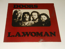 The Doors - LP - L.A. Woman - DE 1972 - CLUB PRESSUNG - Elektra 61 623