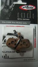 Avid disc brake pads metal my1 discos balatas marrón (g83)