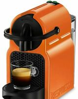 DeLonghi Nespresso EN 80.O Orange Capsule Cappuccino Coffee Machine Genuine New