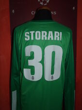 STORARI JUVENTUS 2013/2014 MATCH WORN MAGLIA SHIRT JERSEY CALCIO FOOTBALL