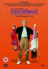 Parenthood R2 DVD STEVE MARTIN KEANU REEVES RICK MORANIS CLASSIC COMEDY