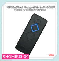 RFID WG26 dual Led 13.56Mhz Mifare1k S50 Waterproof Access Control Card READER