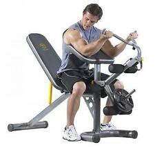 Home Exercise Equipment Machine Gym Adjustable Weight Lifting Bench Fitness Body