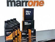 TAGLIANDO MARRONE KIT 4 FILTRI + 4L OLIO MARRONE FIAT PUNTO - IDEA 1.3 MULTIJET