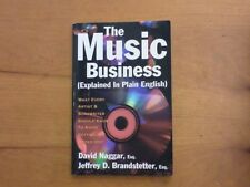 The Music Business (Explained in Plain English): What Every Artist & Songwriter