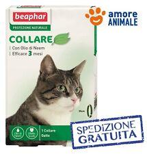 Beaphar Collare 35 cm Protezione Naturale - Antiparassitario per gatto gatti
