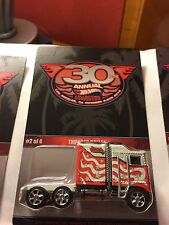 2016 Hot Wheels 30th Collectors Convention CA Thunder Roller Semi Truck #2