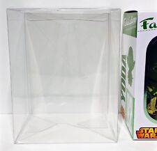 1 Box Protector for FUNKO FABRIKATIONS  Custom Made Crystal Clear Display Case