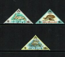 Ascension Island: 1973, Turtles, Fine Used set