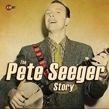 Pete Seeger - The Pete Seeger Story (NEW 4 x CD)