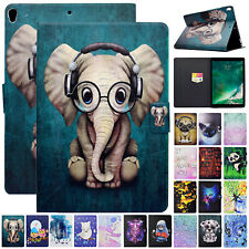 "For Samsung Galaxy Tab 10.1"" 2019 SM-T510 T515 Tablet Leather Stand Case Cover"