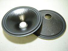 """Pr. 12"""" Paper Speaker Cones -- Recone Parts -- 1218"""