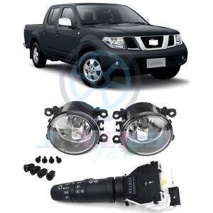For Nissan Frontier/Xterra 2005-2021 OEM Fog Lights+Headlight Turn Signal Switch